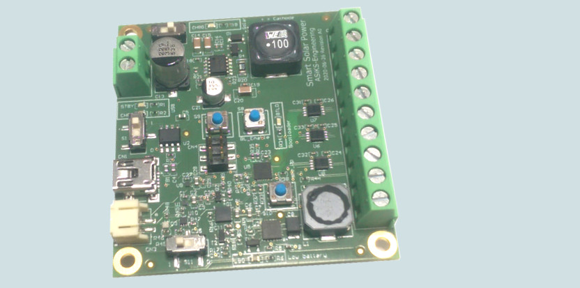 Smart Solar Power product image